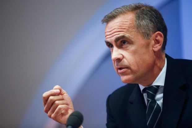 Better company carbon disclosure will be crucial in driving action towards a lower risk low carbon economy, said Carney (photograph: Simon Dawson/Bloomberg)