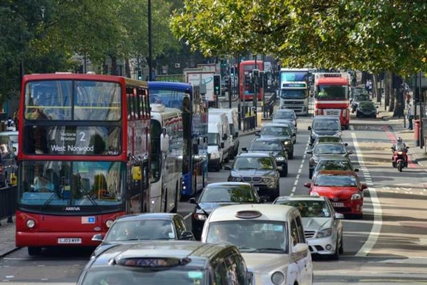 The funding could help better calculate the amount of NO2 emitted from vehicle exhausts (Photograph: Fla/123RF)