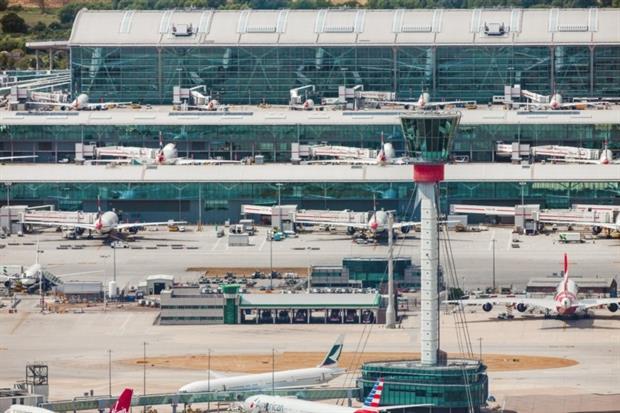 A third runway could reduce congestion and avoiding cul-de-sacs for taxiing planes, says Heathrow (photograph: Heathrow)