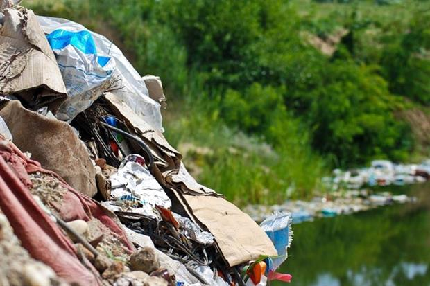 The government plans to introduce fixed-penalty notices for fly-tipping (photograph: Narcis Parfenti/123RF)