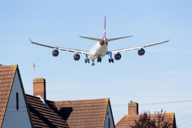 A third runway at Heathrow will require a trade off between reducing noise and carbon (photograph: Steven Heap/123RF)