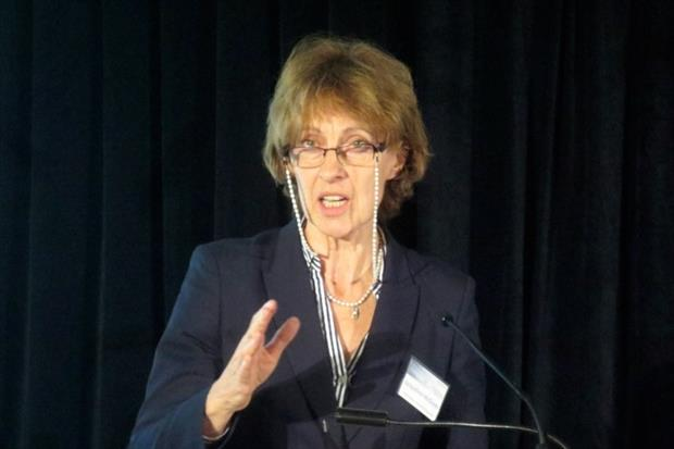 UNEP's Professor Jacqueline McGlade argued that the UK's roll-back on renewable subsidies risks damaging credibility ahead of the Paris summit (photograph: International Council for Science)