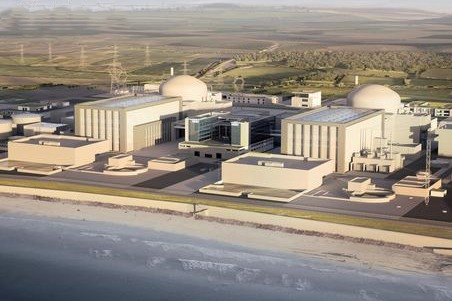 The Hinkley C plant is nearing financial close after a series of delays and setbacks to the EPR programme (photograph: EDF Energy)