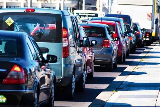 Clean air zones will ban polluting vehicles (photograph: Gina Sanders/123RF)