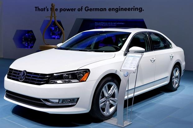 The Volkswagen Passat TDI, here being launched in 2012, is one of the cars subject to legal action (photograph: Darren Brode/123RF)