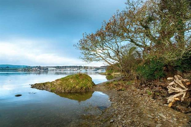 The Tamar estuary, on the border between Cornwall and Devon, is a site of special scientific interest (photograph: Helen Hotson/123RF)