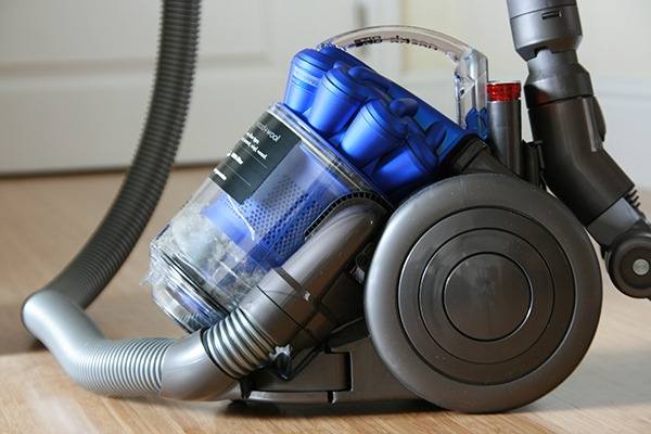 Dyson says current energy efficiency tests do not replicate real-world conditions. Photograph: Robert Scarth