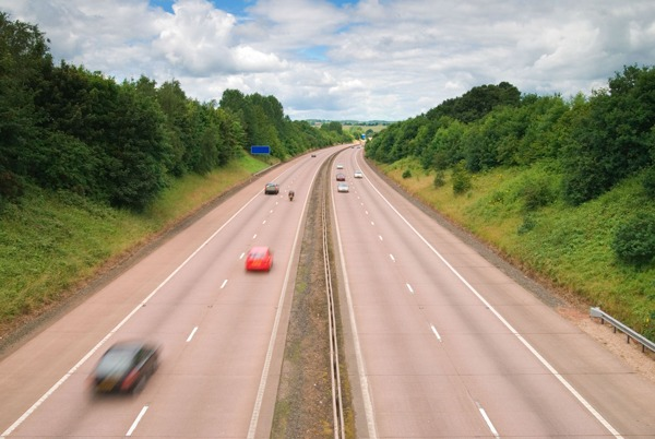 Emissions from traffic are harming SSSIs. Photograph: Chris Elwell/123RF