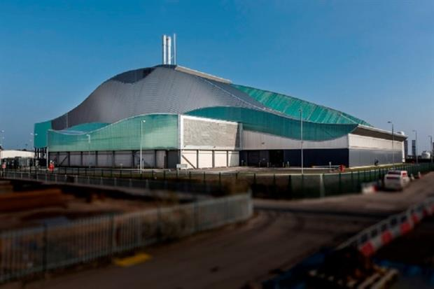 The Welsh government's plans should encourage investment in infrastructure such as Viridor's Trident Park energy-from-waste plant in Cardiff. Photograph: Viridor