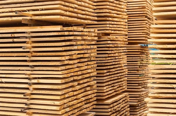 Plants that make wood-based panels will have to comply with new rules by 2019. Photograph: Oliver Sved/123RF