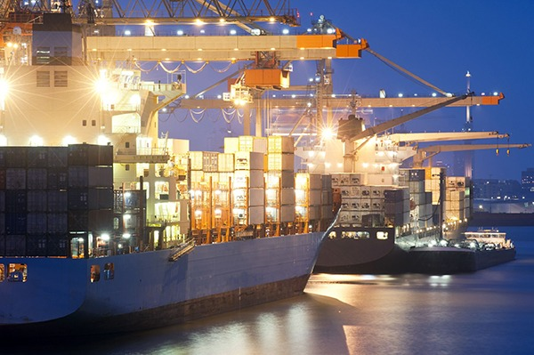 Shipping emissions are expected rise by between 50% and 250% by 2050 without any action. Photograph: 36clicks/123RF
