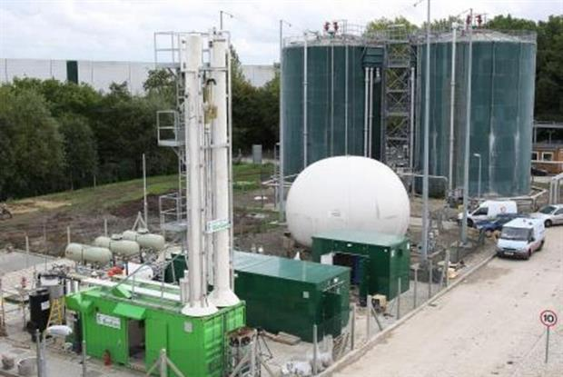 CNG Services' Didcot project was the first to demonstrated biogas injection to the gas grid in the UK