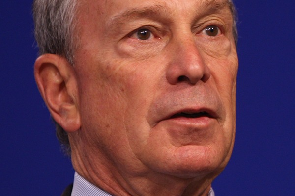 Michael Bloomberg. Photograph: Center for American Progress