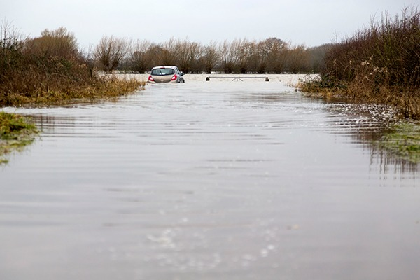 The government is under fire for its flood plans. Photograph: GordonD/123RF