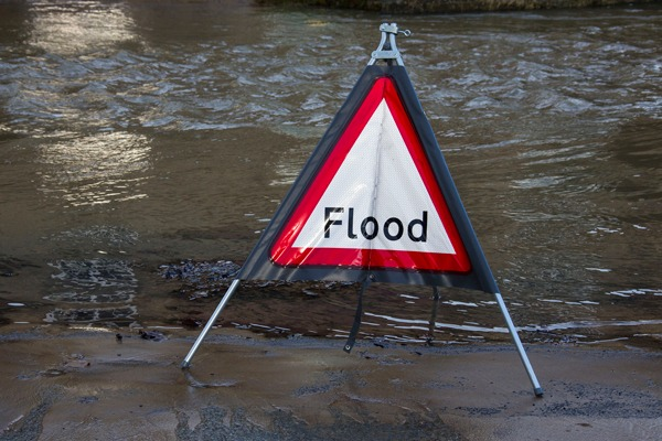 A national review aims to improve flood defences. Photograph: Steve Allen/123RF