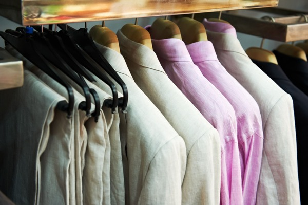 The clothing sector has reduced carbon impacts per tonne of clothing by 3.5% against a 15% reduction target. Photograph: Dmitry Kalinovsky/123RF