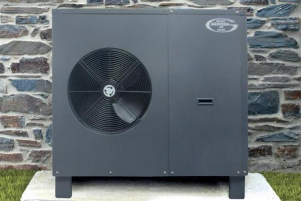 Grant UK's Aerona ASHE range of heat pumps is on the Energy Technology List