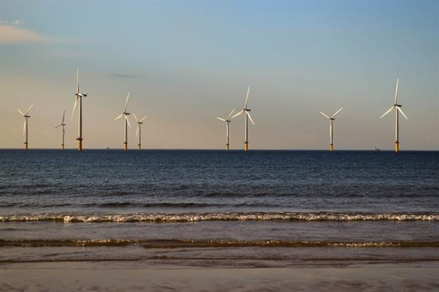 Renewable generation continued to displace fossil fuel generation and bear down on emissions in 2015. Photograph: Scott Lyons/123RF