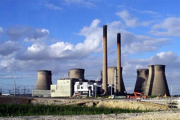 Three of Ferrybridge power station's units are already shuttered. Photograph: Lynne Kirton CC BY-SA 2.0