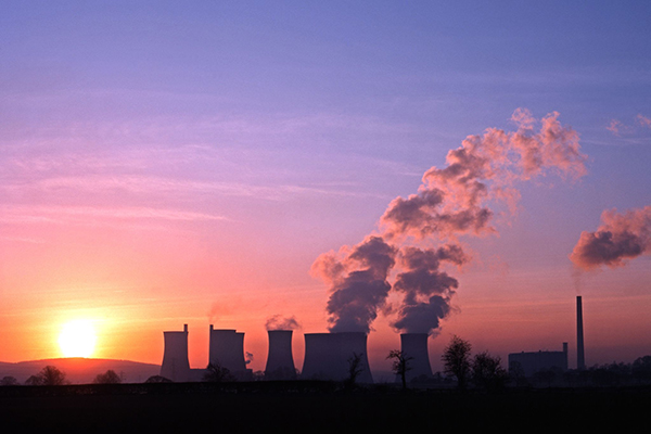 Higher EU allowance prices led to modest switching from coal to lower carbon intensity gas-fired power generation. Photograph: Arenaphotouk/123RF