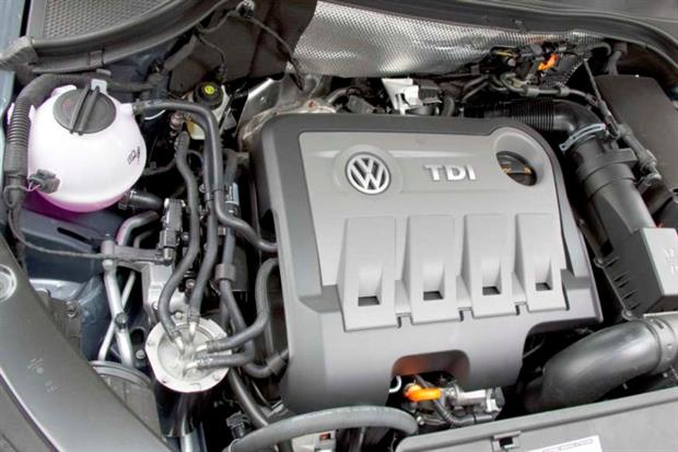 Sales of VW vehicles with test-cheating EA189 engines amounts to 1.2 million. Photograph: Tony Hisgett CC BY 2.0