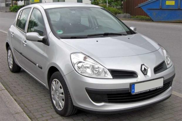 The Clio is one of Renault's most popular models. Photograph: Matthias93