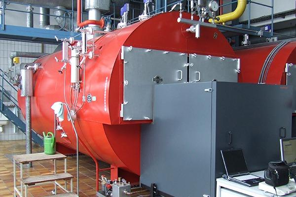 Medium combustion plant boiler