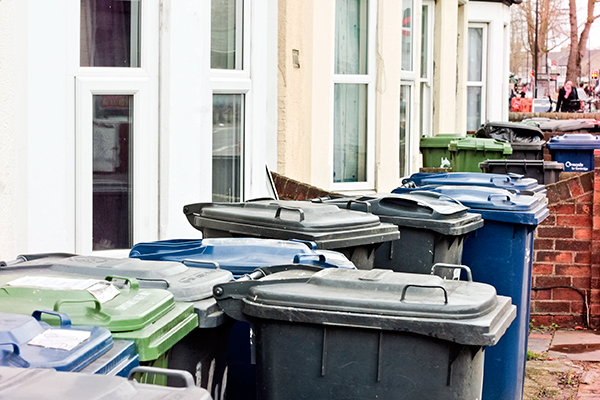 Just eight local authorities will change their recycling service.  Photograph: Tom Gowanlock/123RF