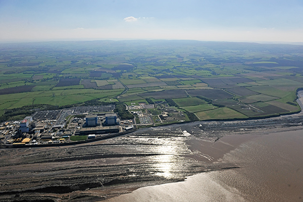 Difficulty in raising finance appears to have been a major factor in delaying Hinkley C again. Photograph: EDF Energy