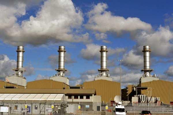 DECC's capacity market reforms should ensure new gas turbine plant with CCS gets built, says IPPR. Photograph: RWE Generation