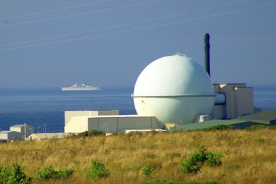 The UK will offload 700kg of excess highly enriched uranium from the Dounreay nuclear site. Photograph: Jack Spellingbacon CC-BY-2.0