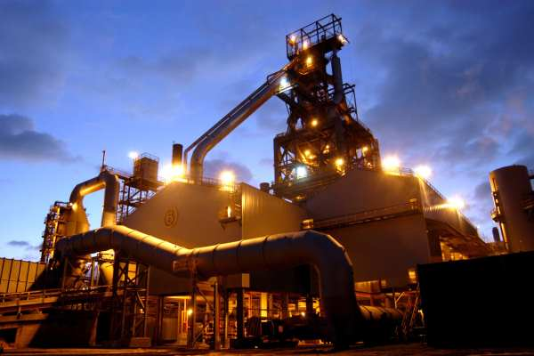 Energy intensive industries such as steel are set to be permanently exempted rather than temporarily compensated for policy costs of renewable generation. Photograph: Grubb, public domain
