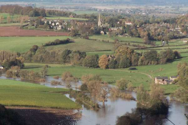 Flood risk needs to be better communicated to communities, says the ASC. Photograph: Howard Chalkley CC BY-NC-ND 2.0