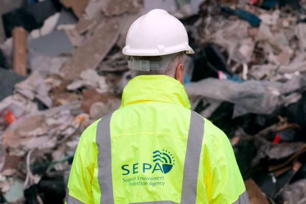 Scottish industries will be expected to conduct more self-monitoring this financial year. Photograph: SEPA