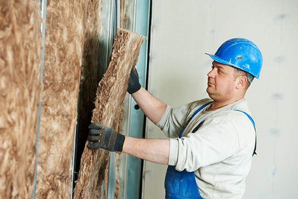 Costly solid wall insulation measures were carried out in hard-to-treat homes. Photograph: Dmitry Kalinovsky/123RF