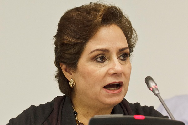 Patricia Espinosa has already played a major role in UNFCCC negotiations, most notably as president of the Cancún COP in 2010. Photograph: CTBTO/123RF
