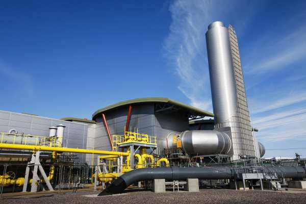 DECC's capacity market reforms aim to stimulate new gas fired generation such as Centrica's 885MW Langage plant commissioned in 2010. Photograph: Centrica
