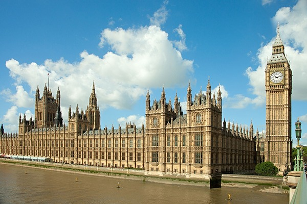 Parliament will debate bills on modern transport, energy markets and the UK's position in the world this year. Photograph: Antonel/123RF