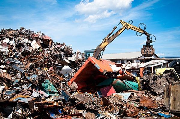Scrap metal companies will no longer need a permit for radioactive waste. Photograph: Zoran Orcik/123RF