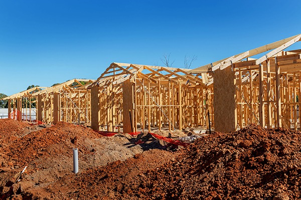 A housing developer was recently fined. Photograph: Lev Kropotov/123RF
