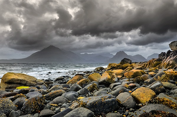 Scotland has a number of initiatives in place in preparation for climate change. Photograph: Martin Molcan/123RF