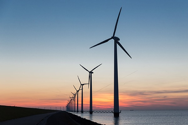 Projects can focus on renewable energy. Photograph: T.W. Van Urk/123RF