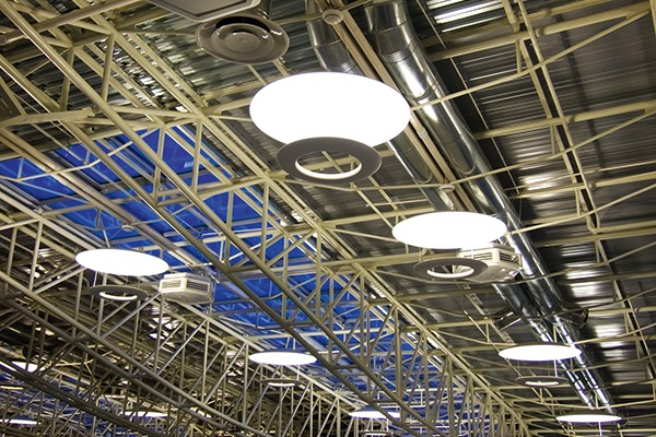 Energy-efficient lighting