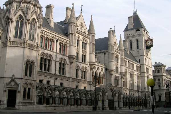 The case will be heard at the Royal Courts of Justice in London. Photograph: Sjiong CC BY-SA 2.0