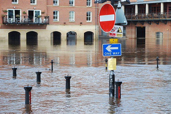DEFRA is looking for new ways to combat flooding. Photograph: Ronfromyork/123RF
