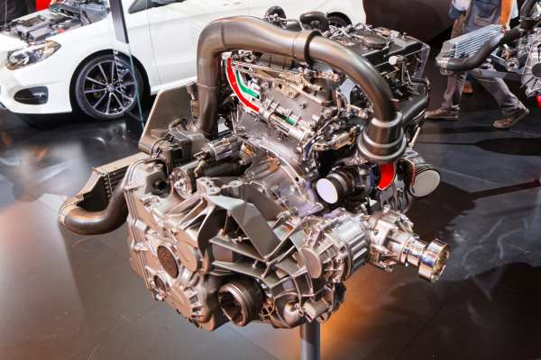Modern diesel engines have had disappointing results for air quality. Photograph: Thesupermat CC BY-SA 3.0