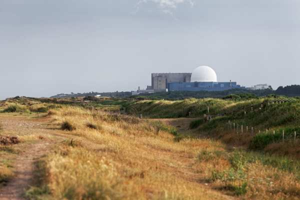 Sizewell A and B are two of eight nuclear power plants currently operational in the UK. Photograph: aenyeth / 123RF