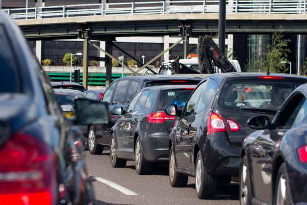 DEFRA has been 'complacent' about emissions from road transport. Photograph: magicbones / 123RF
