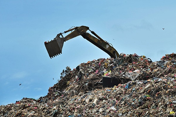 New landfill tax rules will come into effect in October. Photograph: Jaggat/123RF