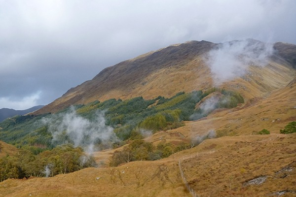 The Scottish government wants to develop domestic geothermal energy. Photograph: Rebecca Siegel/Flickr
